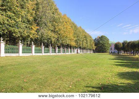 Museum - Farmstead Kuskovo
