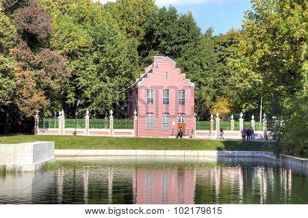Museum - Farmstead Kuskovo. Dutch House