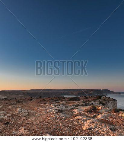 Sunrise At Majjistral Point
