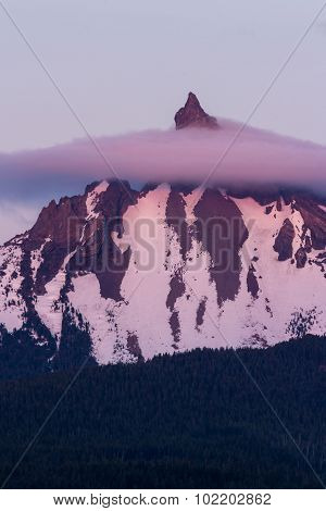 Mt Thielsen, Oregon