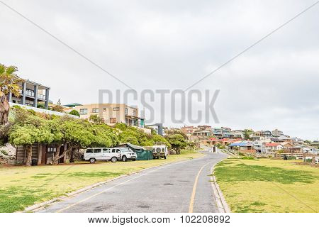 Municipal Camping Grounds In Strandfontein