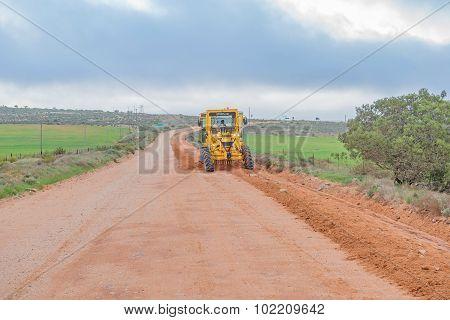 Road Grader