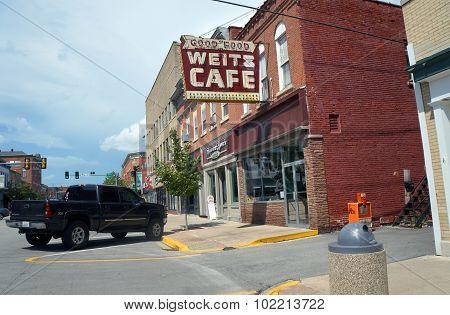 Weitz Cafe