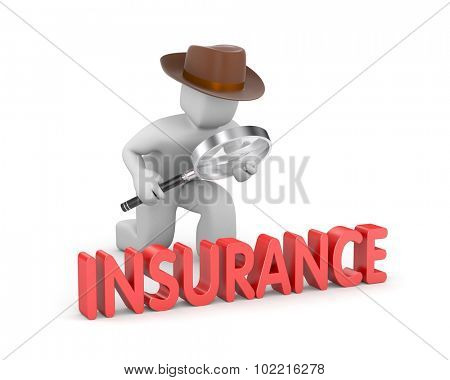 Detective inspected insurance