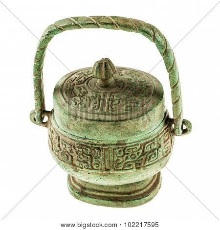 Ancient Chinese Urn