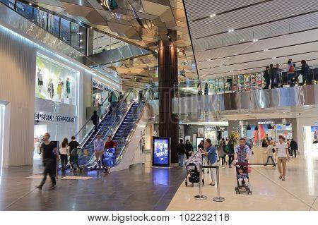 Emporium Melbourne shopping Australia