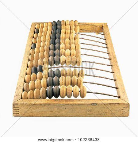Old Vintage Abacus