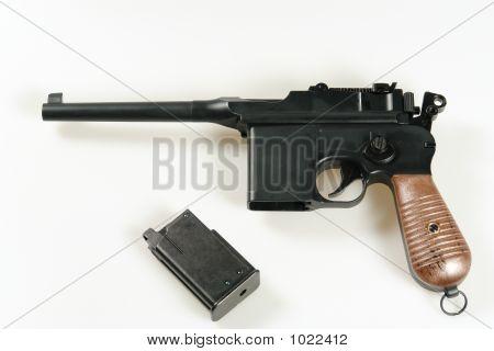 Air Soft Gun, Mauser