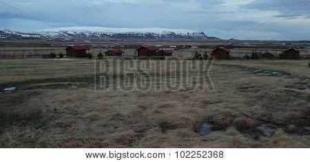 holiday bungalow Iceland