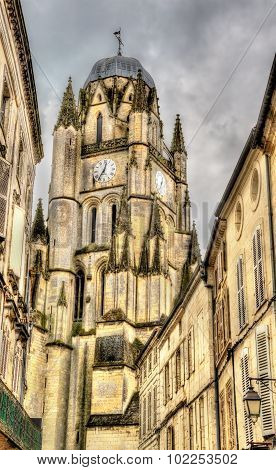 Saint Pierre Cathedral Of Saintes - France, Charente-maritime