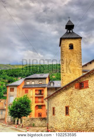Saint Jerome Church In Ax-les-thermes - France, Midi-pyrenees