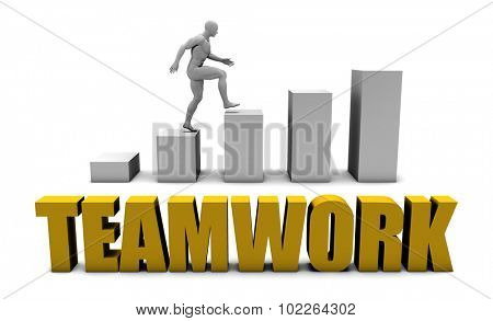 Improve Your Teamwork  or Business Process as Concept