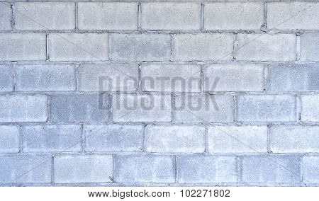 Masonry block walls for abstract texture background