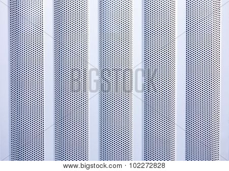 Perforated Metal Plate
