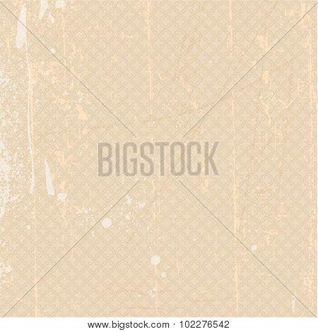 Grunge style simplistic pattern background
