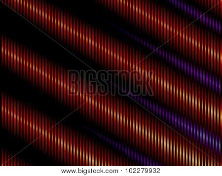 Red Purple Lines Abstract Background.