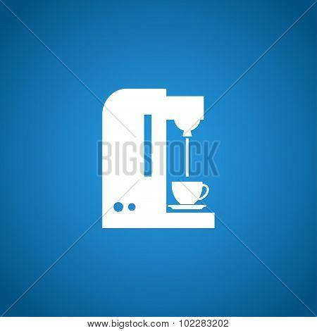 Coffee maker icon