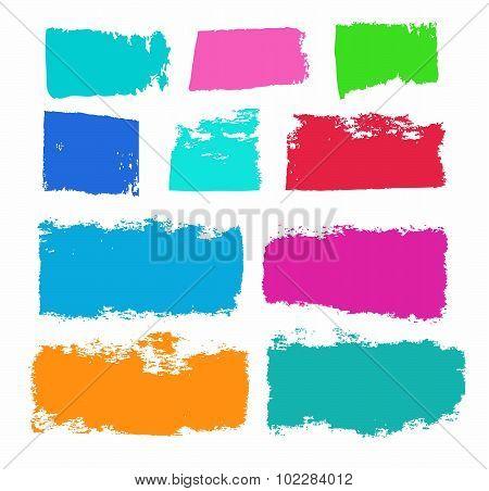 Paint, Color Trail, Brush, Pa...