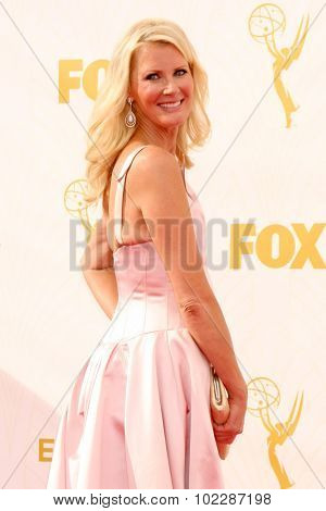 LOS ANGELES - SEP 20:  Sandra Lee at the Primetime Emmy Awards Arrivals at the Microsoft Theater on September 20, 2015 in Los Angeles, CA