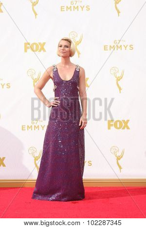 LOS ANGELES - SEP 20:  Claire Danes at the Primetime Emmy Awards Arrivals at the Microsoft Theater on September 20, 2015 in Los Angeles, CA