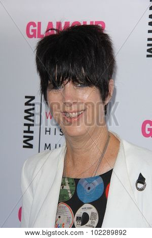 LOS ANGELES - SEP 19:  Diane Warren at the 4th Annual Women Making History Brunch at the Skiirball Cultural Center on September 19, 2015 in Los Angeles, CA