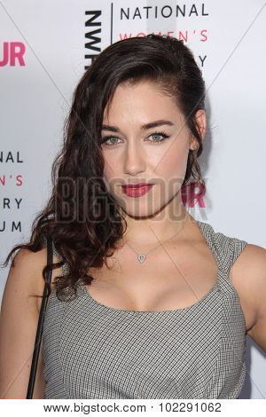 LOS ANGELES - SEP 19:  Jade Taylor at the 4th Annual Women Making History Brunch at the Skiirball Cultural Center on September 19, 2015 in Los Angeles, CA