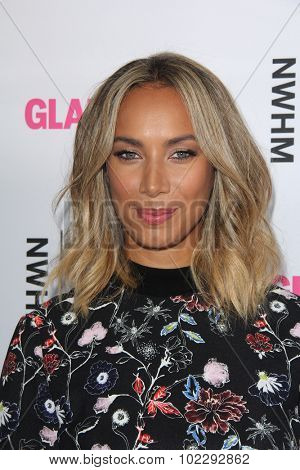 Kym JohnsonLOS ANGELES - SEP 19:  Leona Lewis at the 4th Annual Women Making History Brunch at the Skiirball Cultural Center on September 19, 2015 in Los Angeles, CA