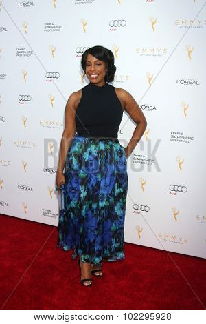 LOS ANGELES - SEP 19:  Niecy Nash at the 67th Emmy Awards Performers Nominee Reception at the Pacific Design Center on September 19, 2015 in West Hollywood, CA