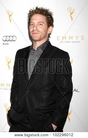 LOS ANGELES - SEP 19:  Seth Green at the 67th Emmy Awards Performers Nominee Reception at the Pacific Design Center on September 19, 2015 in West Hollywood, CA