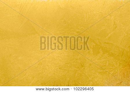 Sunrise Yellow Ice Texture