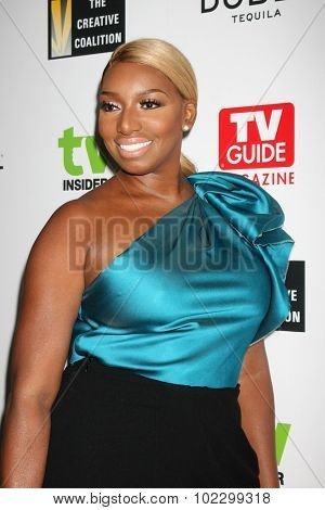 LOS ANGELES - SEP 18:  NeNe Leakes at the TV Industry Advocacy Awards Gala at the Sunset Tower Hotel on September 18, 2015 in West Hollywood, CA