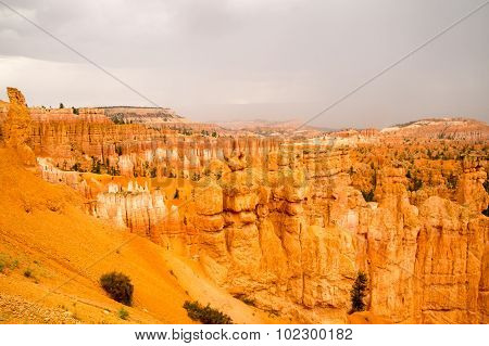 Bryce Canyon Glows After The Summer Rain