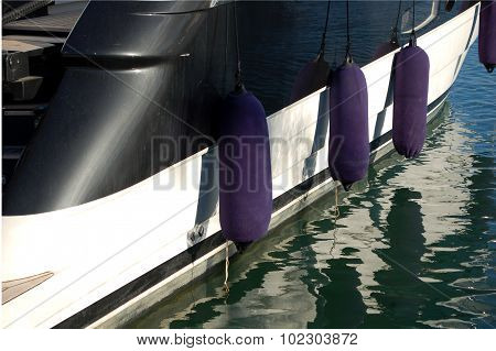 Yacht Side fenders