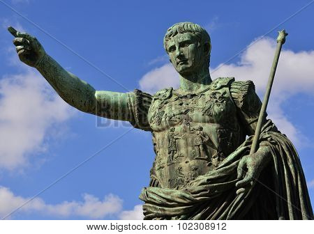 Caesar Augustus  The Leader