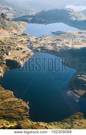 Mountain Lakes Scenery - Bulgaria