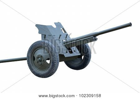 Old Soviet Cannon
