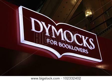 Dymocks book store Australia