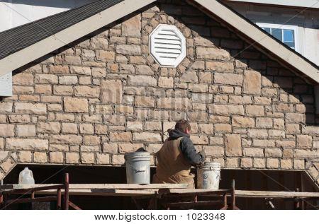 Construction - Stone Mason 1