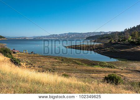 Berryessa Lake , California