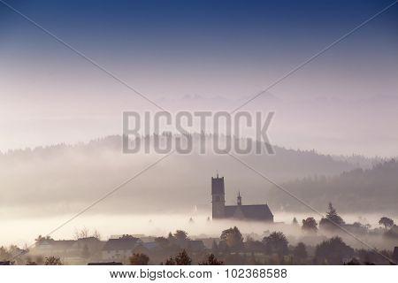 Morning in Lesser Poland