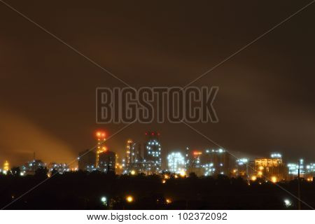 Map Ta Phut Industrial Estate