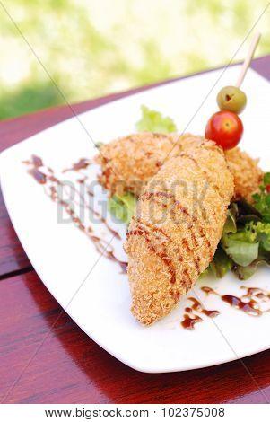 Fry Chicken