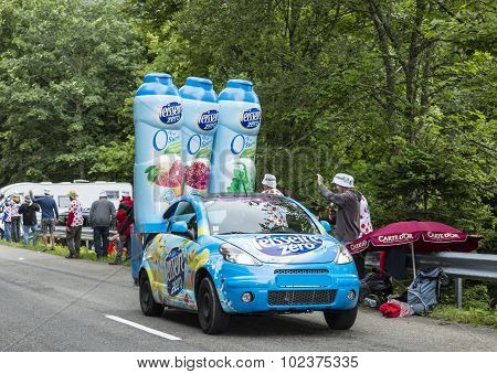 Teisseire Vehicle - Tour De France 2014