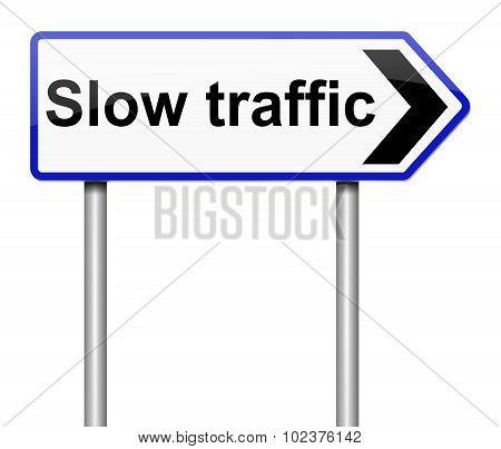 Traffic Concept.