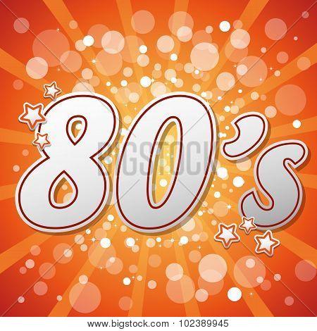 Orange 80S