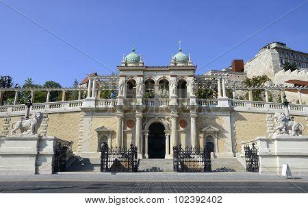Budapest Castle Garden Bazaar Pavilion