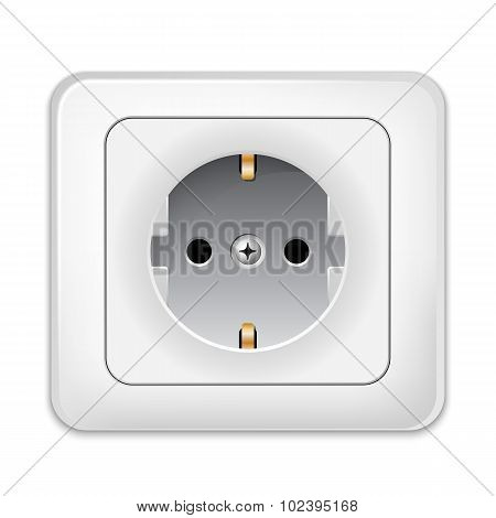 Power Outlet Icon