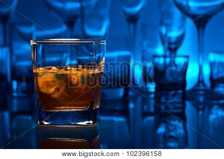 Whiskey Withl Ice