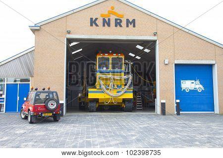 Vehicles Of Knrm Royal Dutch Safe Guard Company A