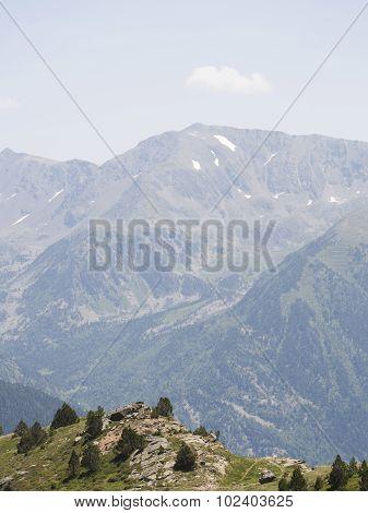 Summer in Andorra